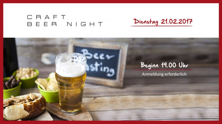 Craft Beer Night bei Else am See