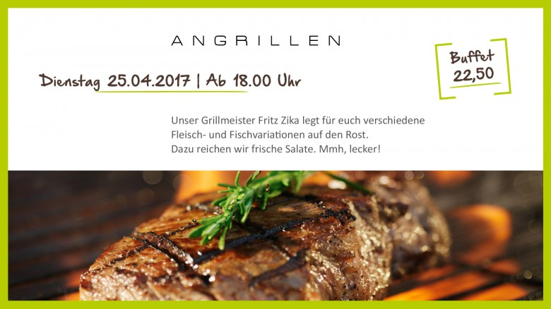 Angrillen bei Else am See